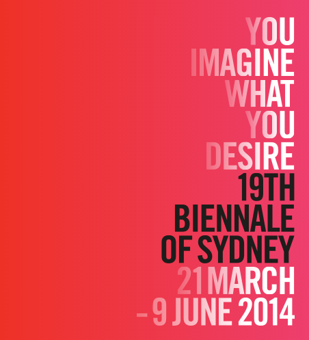 Major Installation and Performance for 19th Biennale of Sydney